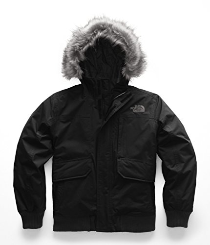 - The North Face Kids Boy's Gotham Down Jacket (Little Kids/Big Kids) TNF Black/TNF Black Large