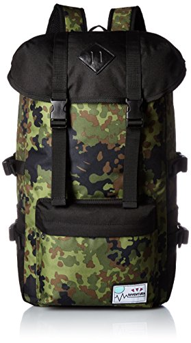 PSEG nylon Mountain outdoors rucksack NM-1526 (camouflage) by PSEG