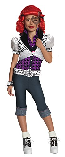 Monster High Operetta Kids Costume, Small