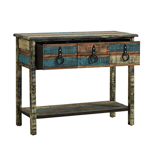 (Powell's Furniture Calypso Console Table)