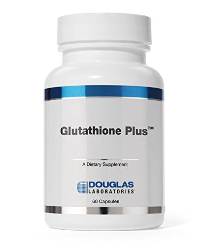 Douglas Laboratories - Glutathione Plus - Reduced L-Glutathione with N-Acetyl-L-Cysteine - 60 Capsules