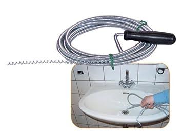 Kühlschrank Abfluss Reiniger : Rohrreinigungswelle abfluss spirale mm durchmesser m lang