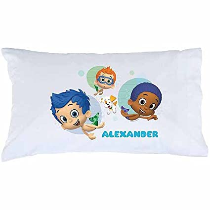 Personalized Bubble Guppies Guppy 81a7902a3ea8d
