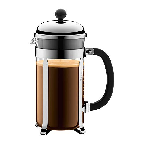Bodum Chambord French Press Coffee Maker, 1 Liter, 34 Ounce, ()