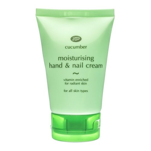 Boots Moisturising Hand & Nail Cream 100 ml.