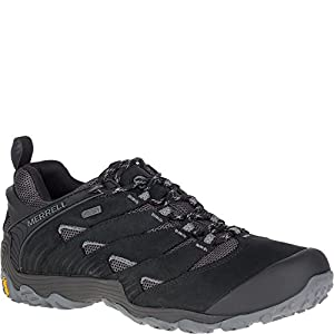 Merrell Chameleon 7 Waterproof Boot - Men's (10.5 D(M) US, Black)