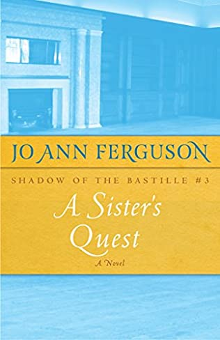 book cover of A Sister\'s Quest