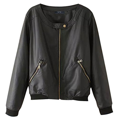 East Castle Womens Leather Motorcycle product image