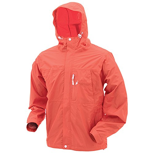 Frogg Toggs Java Womens 2.5 Jacket Coral L
