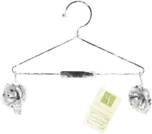 Decorative Hanger With Flower Clips 8