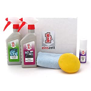 einszett 400010 Interior Car Care Kit