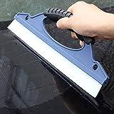 VT BigHome Glass Window Wiper Soap Cleaner Squeegee Shower Bathroom Mirror Car Blade Brush