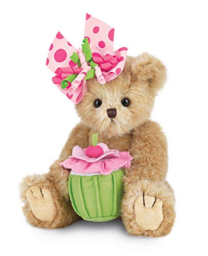 Birthday Bear Collection - Bearington Casey Cupcake Birthday Teddy Bear 10