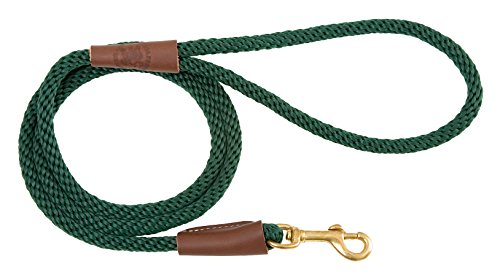 Mendota Pet Snap Leash, 3/8