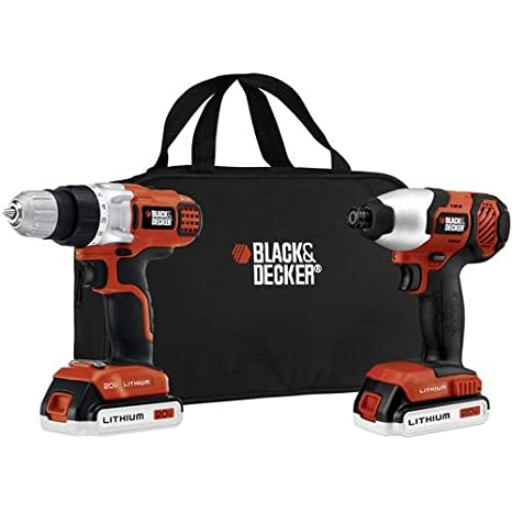 Amazon.com: Black Decker BDCD220IA de 20 voltios má ...