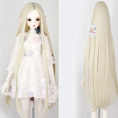 Wig Resistant Blonde Straight Maiden product image