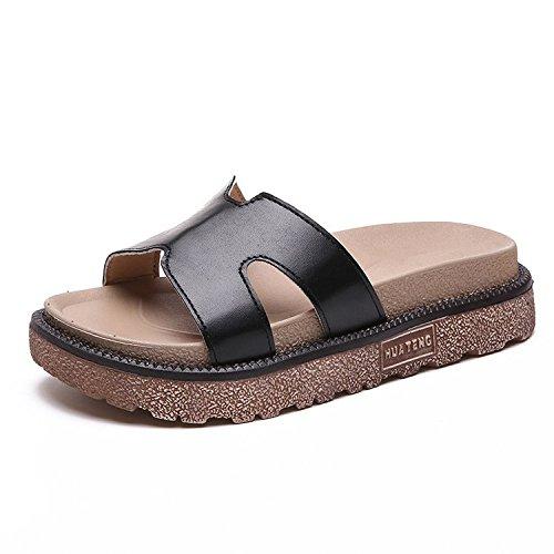 zapatos six verano y Thirty verano Donyyyy de primavera Zapatillas fzqcygWH