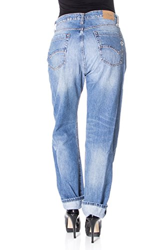 Strappato Donna Please Jeans P30 Baggy Denim vYxP8S