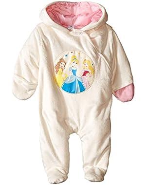 Baby-Girls Newborn Cinderella Pram