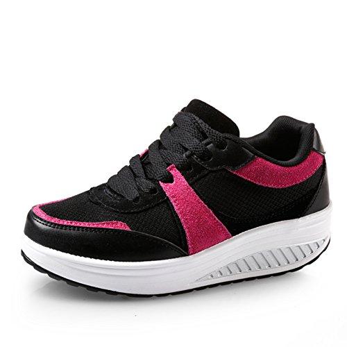 zapatos perezosos corteza gruesa del mollete del ms/zapatos de lona de la manera/pie de los zapatos C