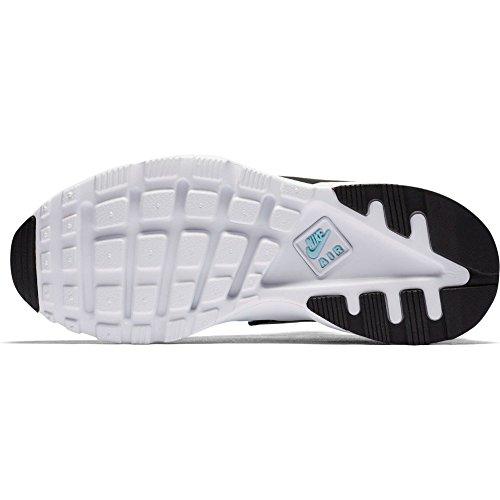 Scarpe Nike – Air Huarache Run Ultra (GS) argento/blu/nero formato: 35.5