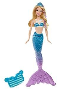Barbie - Máscara para disfraz para niña a partir de 5 años (Mattel CGX75)