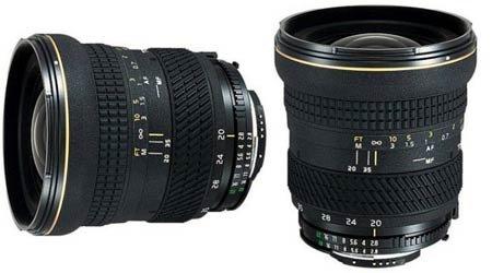 Tokina AF 20-35mm F2.8 ATX 235AF PRO Precision Eng...
