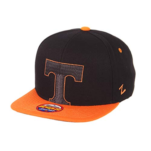 Zephyr NCAA Tennessee Volunteers Boys Halftime Kid's Hat, Youth Adjustable, Black
