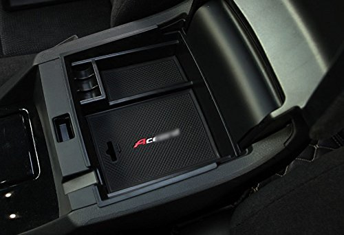 HIGH Flying Central Console Armrest Storage Box Organizer Container for Honda Accord 2013-2016