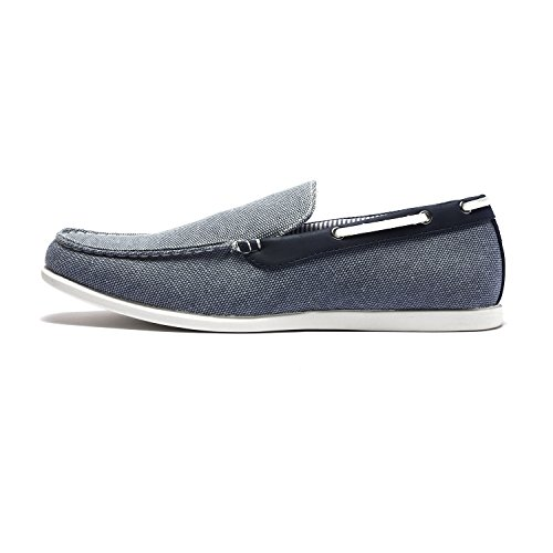 Province On Fabric Marc Bruno Men's Loafers 1 Shoes Slip navy HC4YqYw