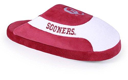 Ja College Ncaa Pro Sooners Lisensoitu Virallisesti Tossut Feet Oklahoma Happy Alhainen Miesten Naisten qxEpUWT4