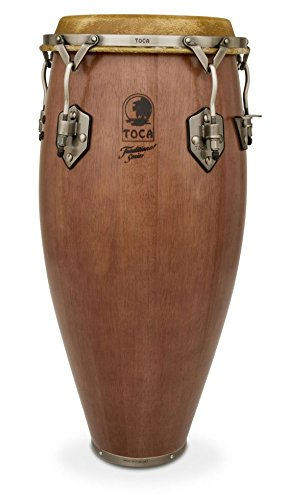 Series Wood Congas (Toca Traditional Series Quinto - Dark Wood)