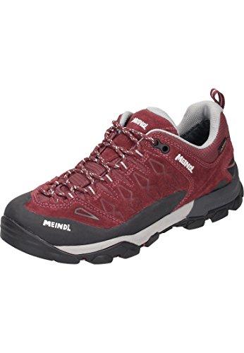 MEINDL Mujer tereno GTX zapatos calzado Multifuncional Zapatos de senderismo NUEVO aubergine/grau