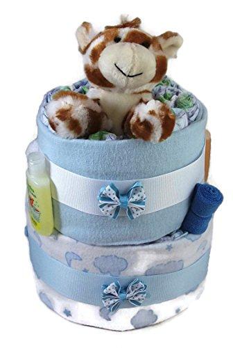 Sunshine Gift Baskets Diaper Giraffe product image