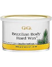 GIGI Brazilian Body Hard Wax, 14 ounces