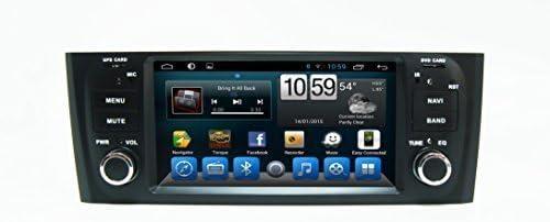 Likecar Kapazitive Quad Core Android 4 4 Touchscreen Multimedia Dvd Sat Navi Gps Navigationssystem Autoradio Für Fiat