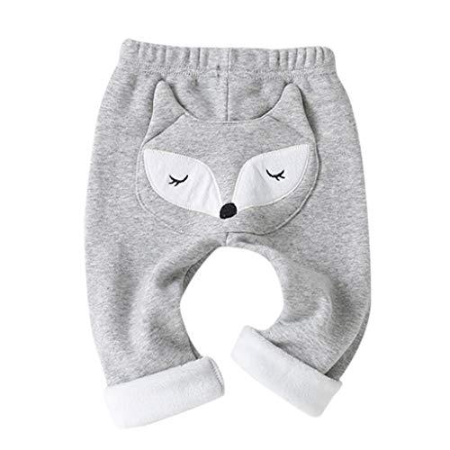 - G-Real New Cute Kids Baby Boys Girls Cartoon Fox Keep Warm Leggings Trousers Pants