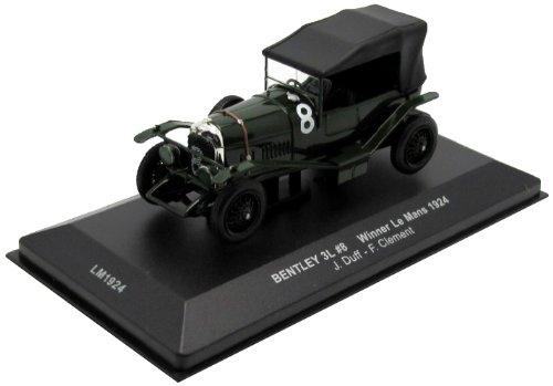 1/43 ベントレー スポーツ 3.0リッター 1924年ル・マン24時間優勝 #8 ドライバー:J.ダッフ/F.クレメント LM1924