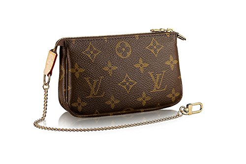 Louis Vuitton Mini Pochette Accessoires M58009 LV Monogram by Louis Vuitton