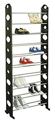 Drying rack - Home Basics Shoe Rack