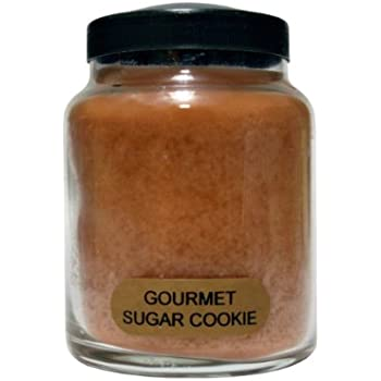 A Cheerful Giver Gourmet Sugar Cookie Baby Jar Candle, 6-Ounce