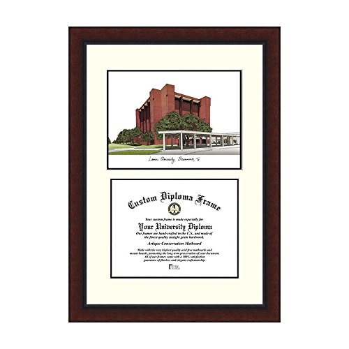 Campus Images NCAA Lamar University Legacy Scholar Frame by Campus Images