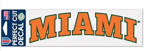 (NCAA University of Miami Hurricanes 3
