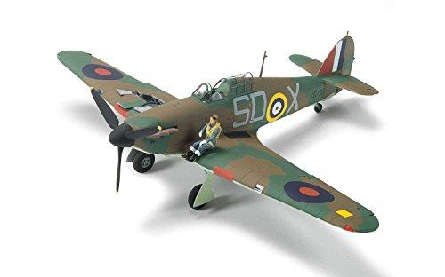 Airfix A05127 Hawker Hurricane MK1 Plastic Model Kit (1:48th Scale)
