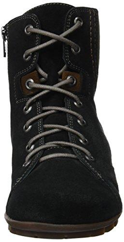 Stivali Desert Kombi Menscha Think Sz 09 Donna Boots Nero gq5P4wz