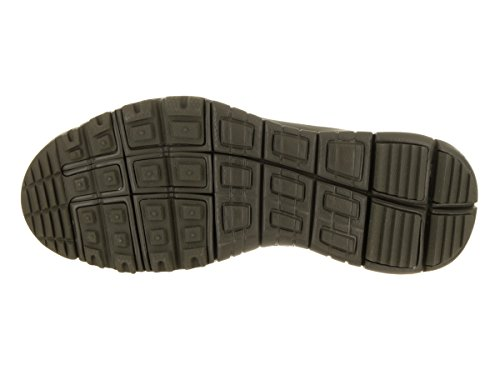 Nike Mens Lupinek Flyknit Bassa Scarpa Casual Cargo Kaki / Mica Verde