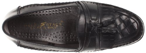 Stags Slip Men's On Deer Herman Loafer Black 0wHqH1