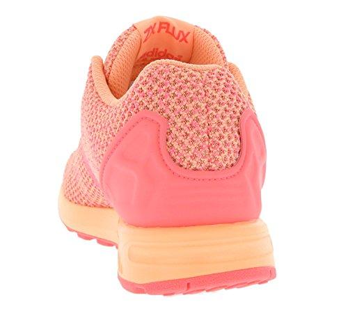 adidas Zapatillas Zx Flux Split K Salmón