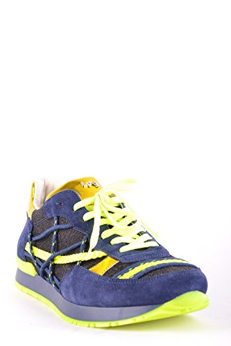 L4k3 Mannen Mcbi473003o Blauwe Suède Sneakers