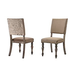 41kwNXyOrPL._SS300_ Coastal Dining Accent Chairs & Beach Dining Accent Chairs